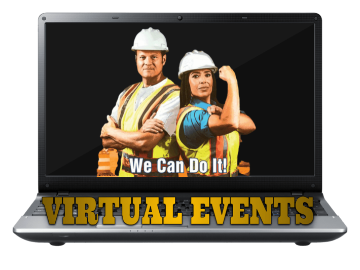 Virtual Events for Land Surveyors